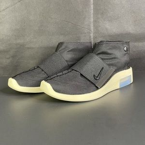 Nike Air Fear of God Moccasins women's size 7 blck